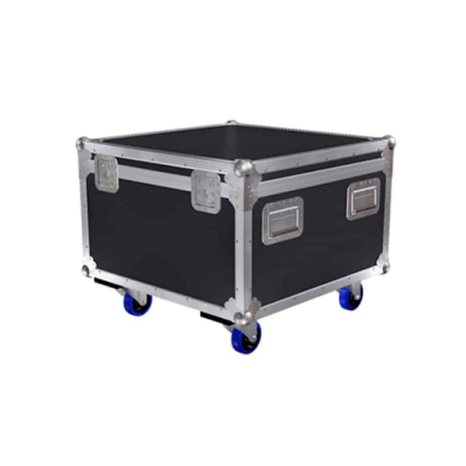 Flight Case for Ice Pan Machine • Ice Roll Pro • Ice Cream Roll Machine