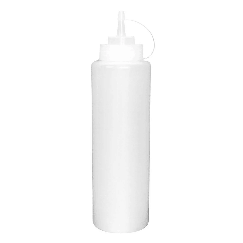 Clear Squeeze Sauce Bottle • Ice Roll Pro • Ice Cream Roll Machine