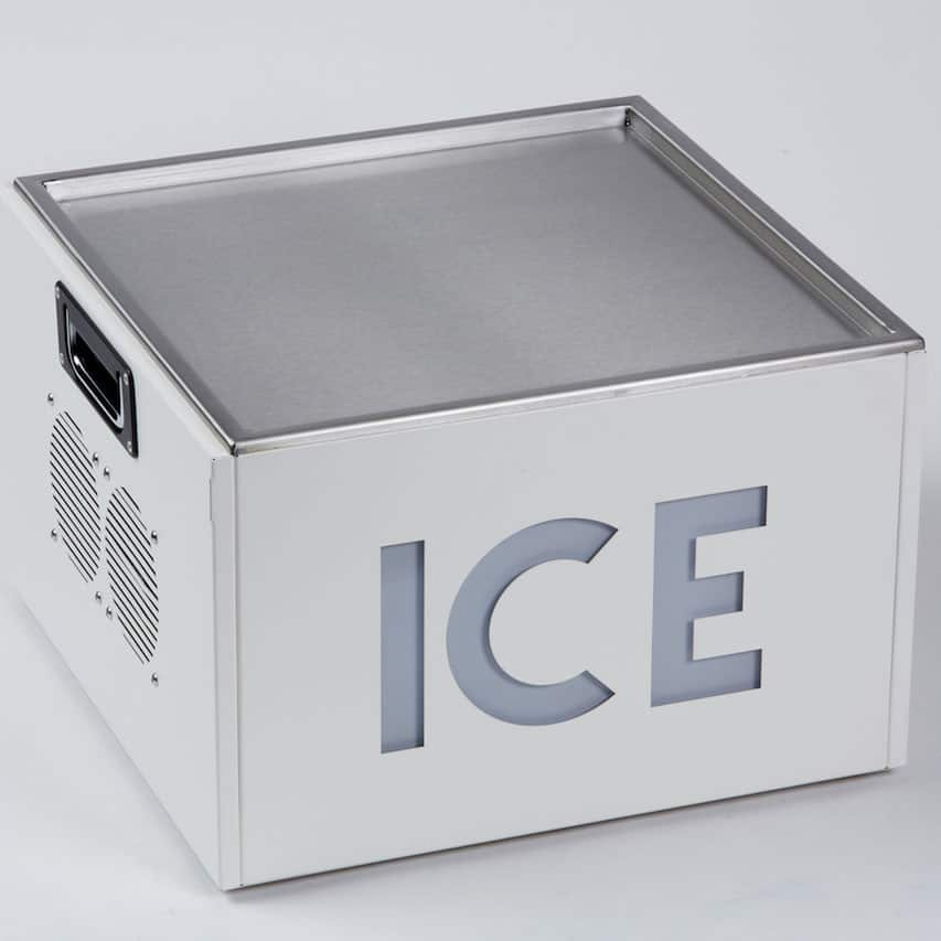 Ice Cream Roll Machine • Ice Roll Pro • Ice Pan and Ice Rolls