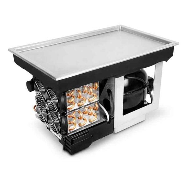 ice pan machine